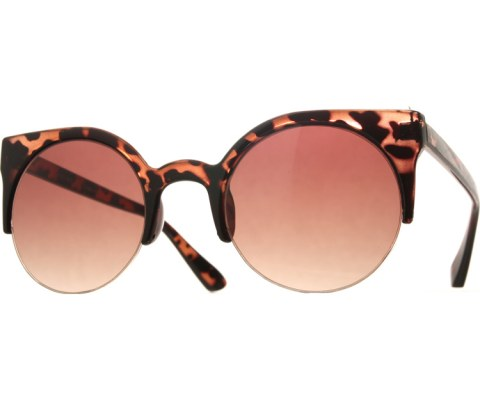 Super Round Sunglasses - Tortoise/Brown