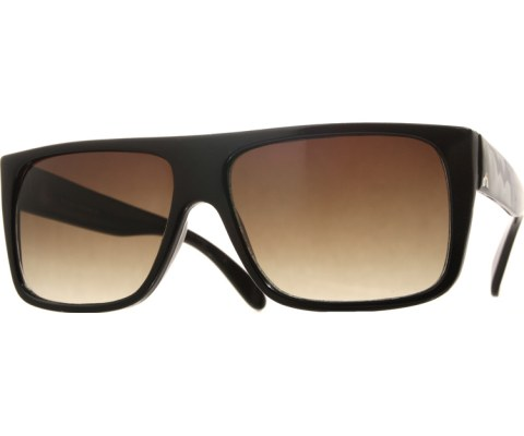 Squared Flatop Sunglasses