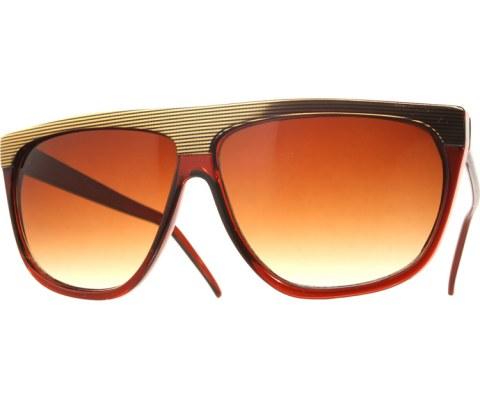Superfuture Sunglasses - Brown/Brown