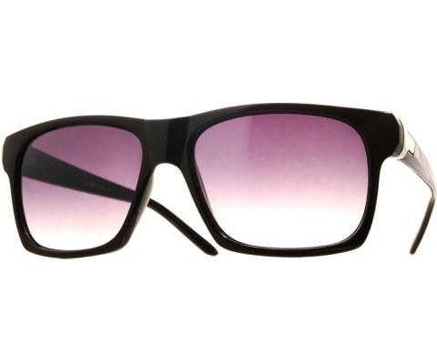 Smooth Thick Aviator Sunglasses