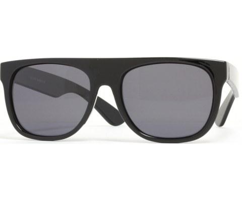 Minimalist Polarized Sunglasses - Black/Polarized