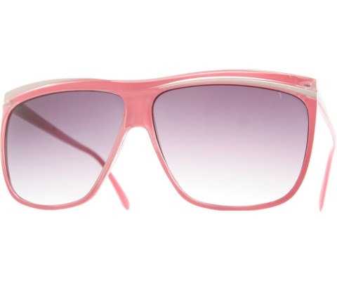 Juno Sunglasses - Pink/Smoke