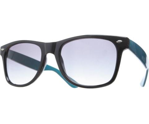 High Gloss Neon Cool - Blue/Smoke