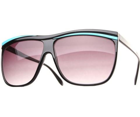 Neon Oversized Sunglasses