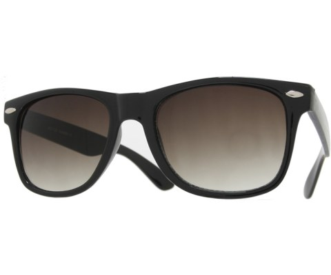 Dope Cool Sunglasses - Black/Smoke