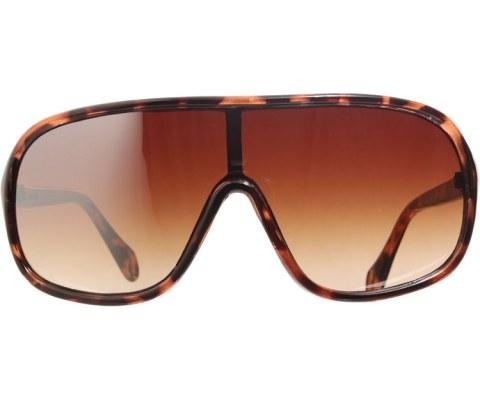Space Boy Sunglasses - Tortoise/Mirror