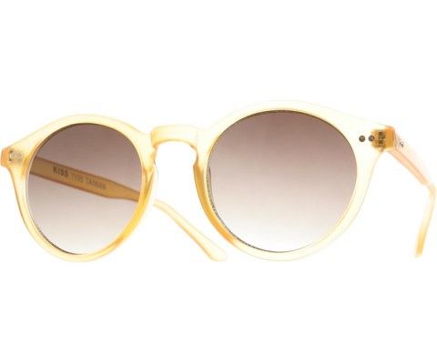 Vintage Specs Colored Sunglasses - FrstYel/Smoke