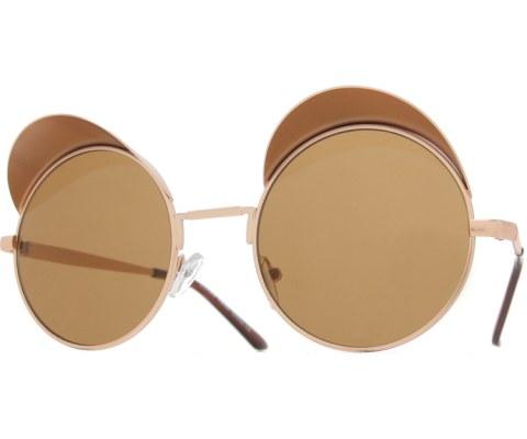 Lens Visor Sunglasses