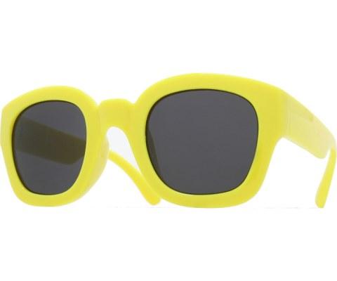 Thick Sunglasses - Yellow/Black