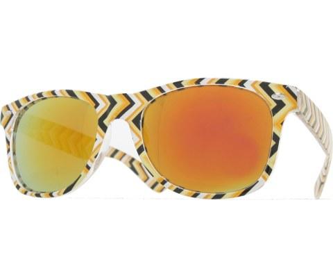 Directional Cool Sunglasses - Brown/Revo