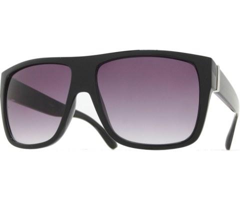 Side Metal Bar Sunglasses