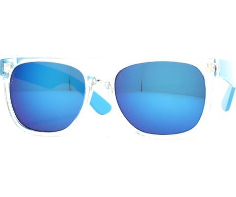 Clear Minimalist Revo Sunglasses II