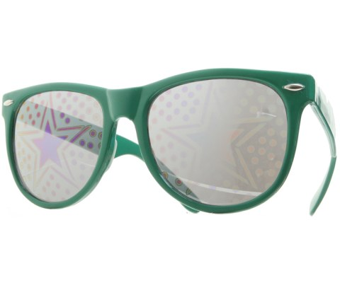 Cool SuperStar - Green/Mirror
