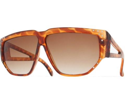 Dead Stock Vintage Sunglasses - Tortoise/Brown
