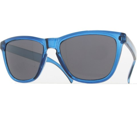 Cool Mirror Frog Sunglasses - ClrBlu/Mirror