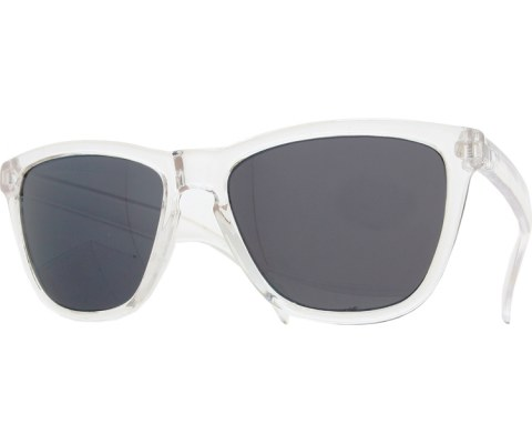 Cool Mirror Frog Sunglasses - Clear/Mirror