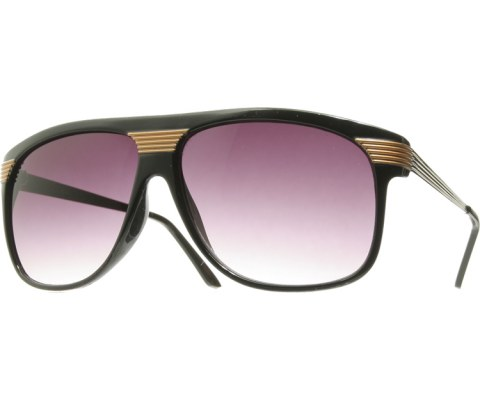 Art Deco Aviator Sunglasses