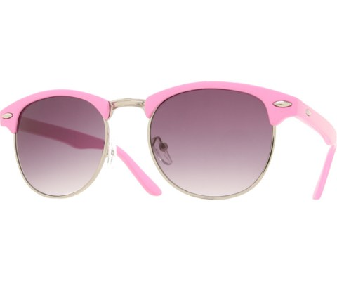 Color Cool Sunglasses - Pink/Smoke