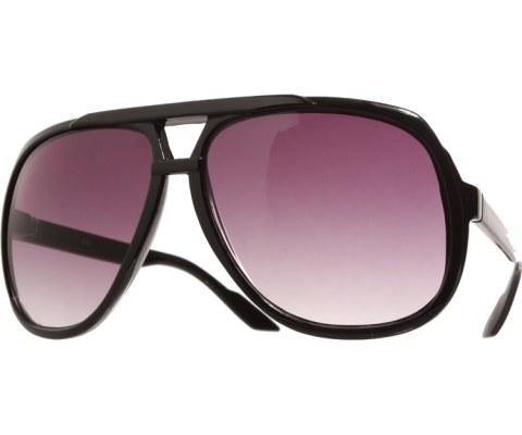 Firm Brow Aviator Sunglasses