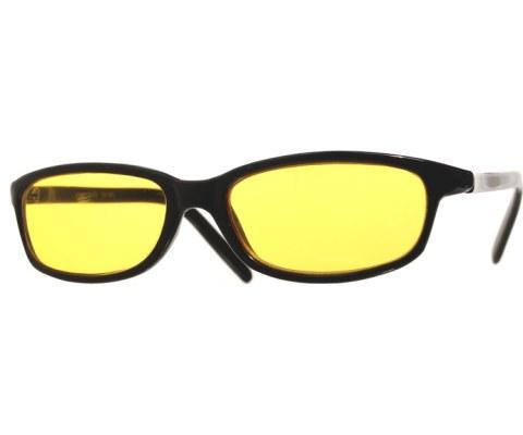 Vintage Yellow Specs Sunglasses