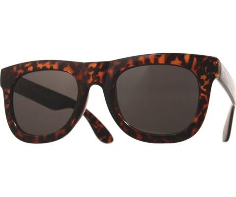 Cool Oversized Cool Sunglasses - BrnBlk/Black