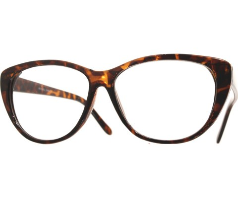 Clear Cat Frames - Tortoise/Clear