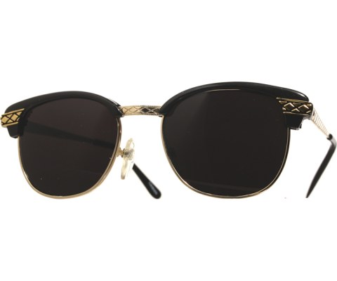 Etched Metal Cool Sunglasses