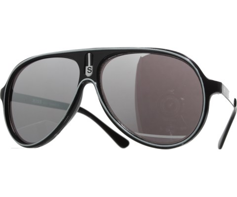 Vintage Mirrored Lined Sunglasses