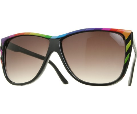 Vintage Rainbow Sunglasses