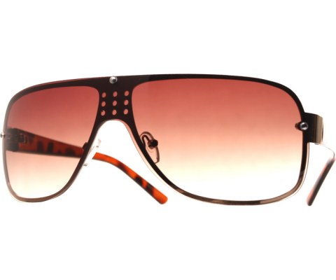 Berreta Dimensional Sunglasses - Tortoise/Brown