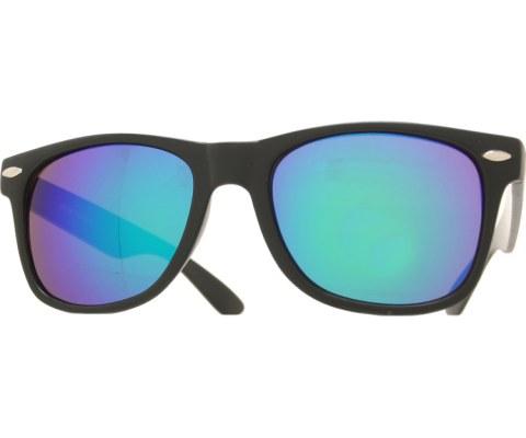 Matte Black Revo Cool - Black/Green
