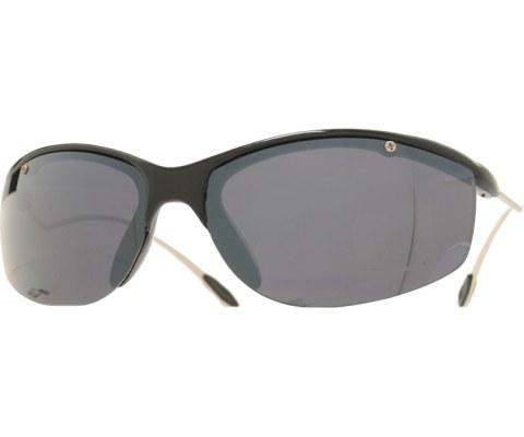 Kids Sports Sunglasses - Black/Mirror