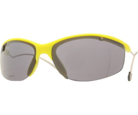 Kids Sports Sunglasses - Yellow/Mirror