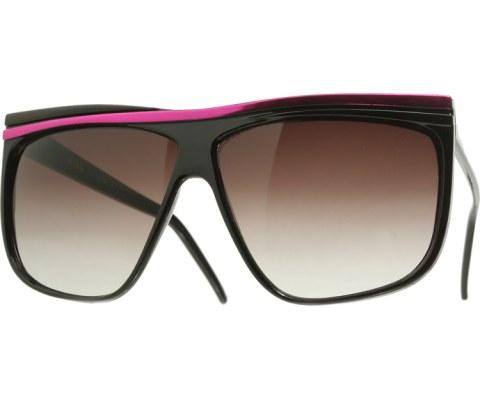 Aluminum Foil Oversized Sunglasses