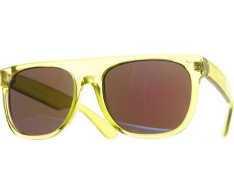 Clear Minimalist Revo Sunglasses