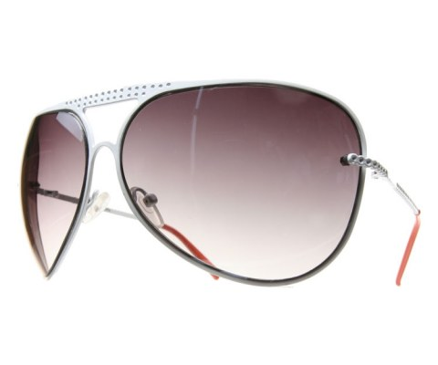 Perforated Metal Aviators