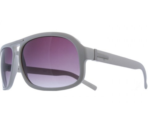 Aviator Extraordinaire - White/Smoke