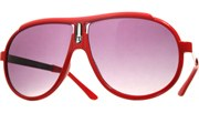 Turbo Sunglasses II - Red/Smoke
