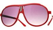 Turbo Sunglasses II - Red/Smoke