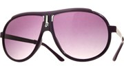 Turbo Sunglasses II - Purple/Smoke