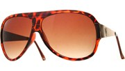 Lion Aviators - Tortoise/Brown
