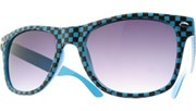Checkered Cool - Blue/SMoke