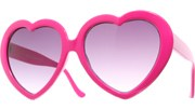 Oversized Heart Sunglasses