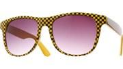 XL Checkered Cool - Yellow/Smoke