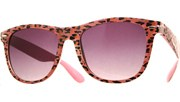 Leopard Clear Cool - Pink/Smoke