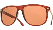 Boyfriend Cool Sunglasses - Brown/Brown