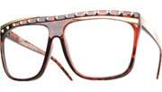 Party Rock Glasses - Tortoise/Clear