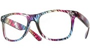 Rainbow Crystal Animal Cool Glasses - Tiger/Clear