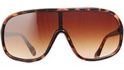 Space Boy Sunglasses - Tortoise/Mirror