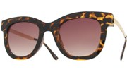 Block Designer Sunglasses - Tortoise/Brown